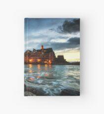 Vernazza Sunset Hardcover Journal