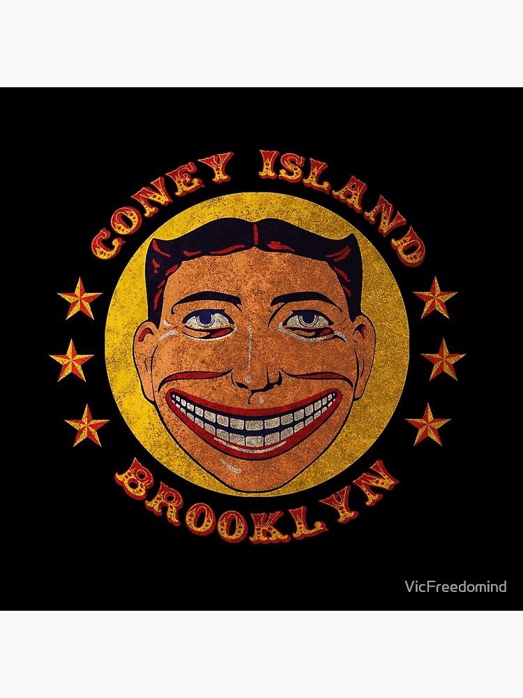 Coney Island - Brooklyn by VicFreedomind
