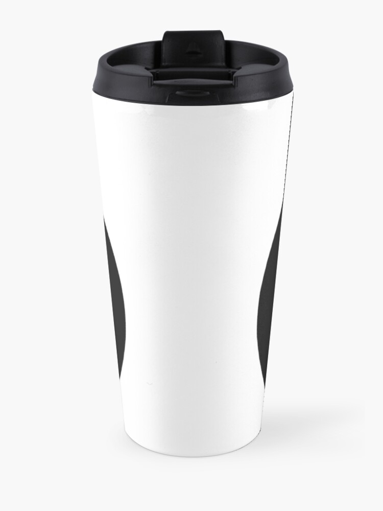 Alternate view of Milk - (Black) Travel Mug