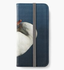 Swan iPhone Wallet/Case/Skin