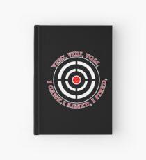 Target VVV Shield Hardcover Journal
