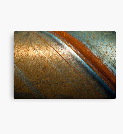 Rings of Saturn Canvas Print