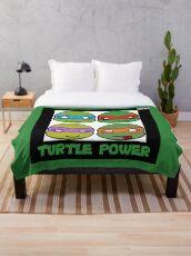 Manta Turtle Power