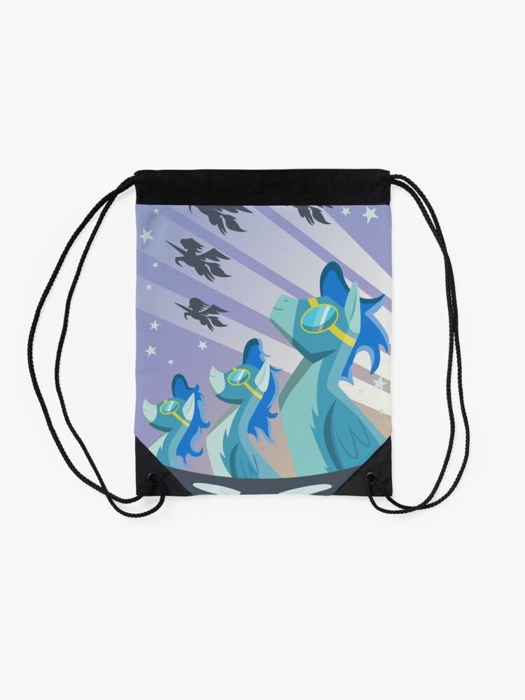 Vista alternativa de Mochila saco Cartel Wonderbolt