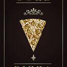 Golden Pizza  von J222G