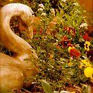 Vintage Garden by MaryGerken