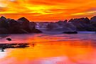Venice Sunset by photosbyflood