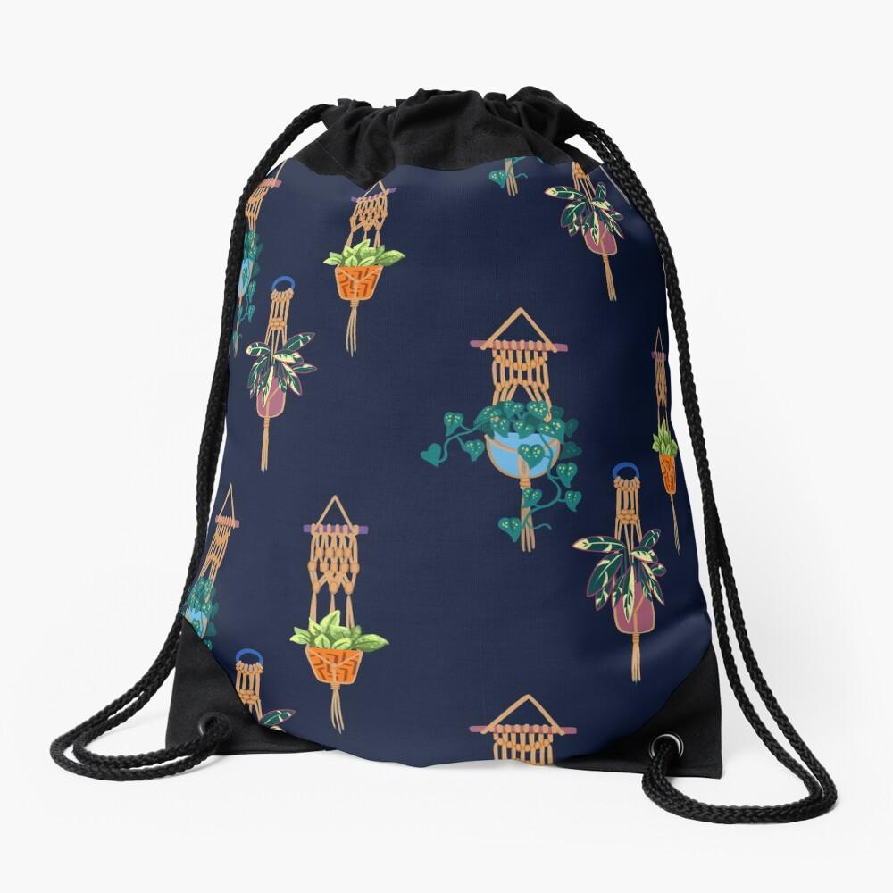 Another Planttern Drawstring Bag