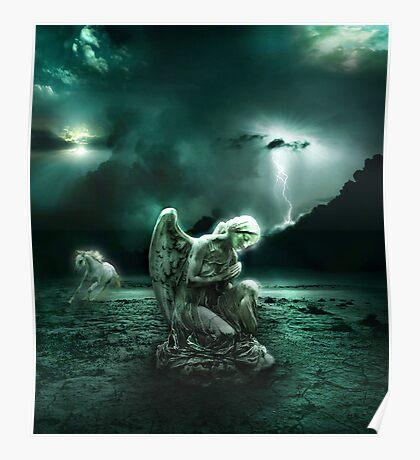 PRAYING FOR RAIN Poster