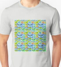 blue fantasy T-Shirt