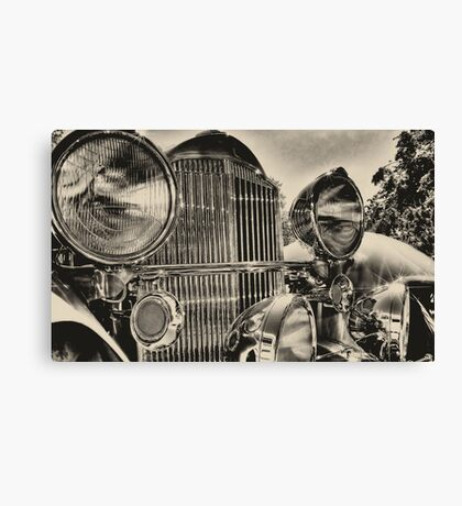 old packard Canvas Print