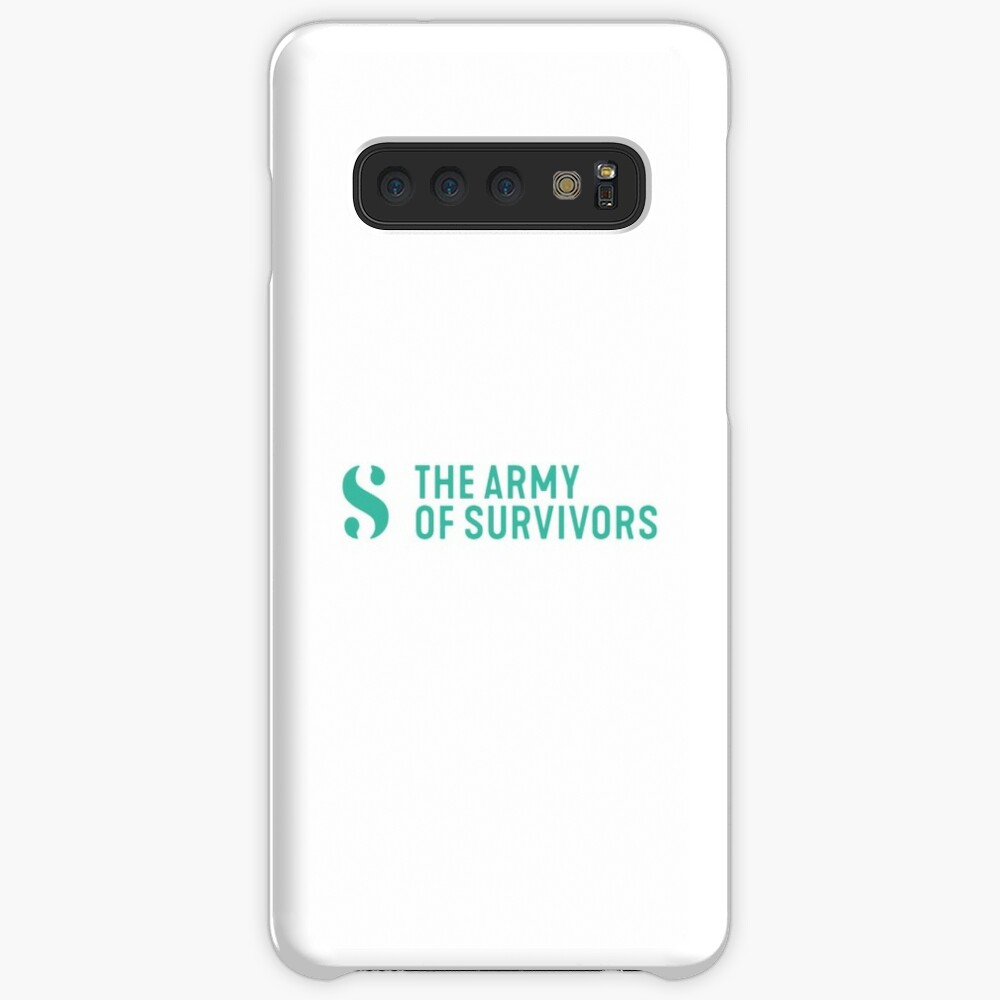 The Army of Survivors: Brand Cases & Skins for Samsung Galaxy