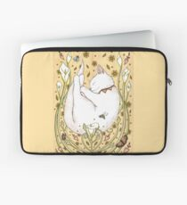 Butterflies and Bees Laptop Sleeve