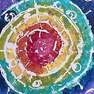 Tie Dye- und Wirbelmalerei. von artbycaseylh