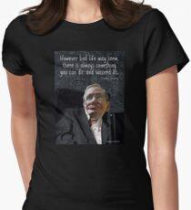 Hawking Talking Women's Fitted T-Shirt