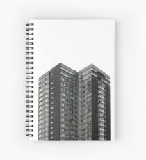 Avenham , Preston UK Spiral Notebook