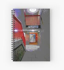 Lansdowne , Sheffield Spiral Notebook