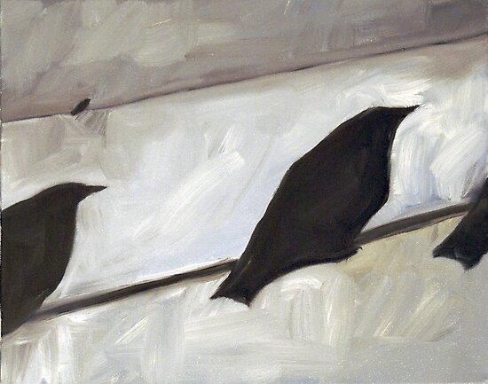 Looking Up 9 by Tara Burkhardt