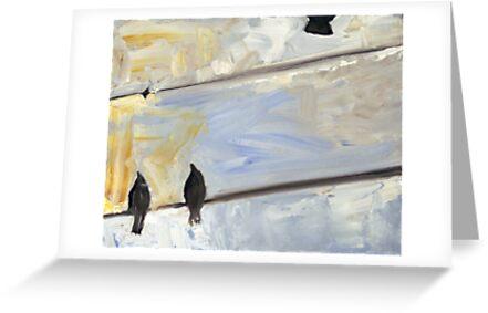 Looking Up 10 by Tara Burkhardt