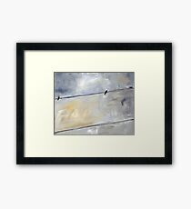 Looking Up 4 Framed Print