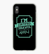 Zertifizierte SHINee SHAWOL iPhone-Hülle & Cover
