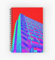 Parkhill popart (part 4 of 6) Spiral Notebook