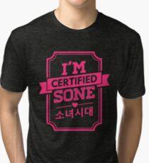 Zertifiziert SNSD SONNE Vintage T-Shirt