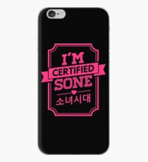 Certified SNSD SONE iPhone Case