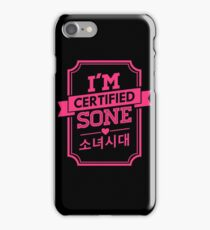 Certified SNSD SONE iPhone Case/Skin