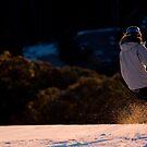 Snowboard Australia by Elena Martinello