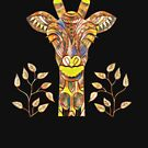 ★ Giraffe Art by cadcamcaefea