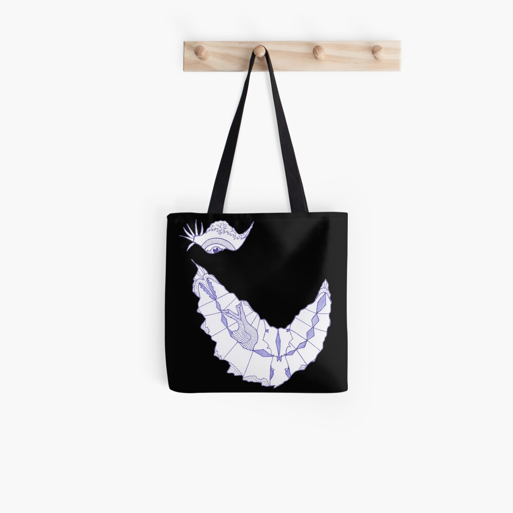Merch #39 -- Crooked Smile Tote Bag