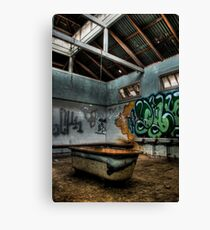The Hanging Canvas Print
