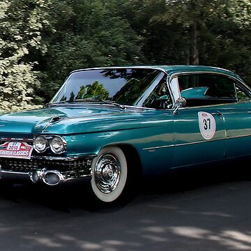 Cadillac, Series 62 Sedan from 1959 by Nagel