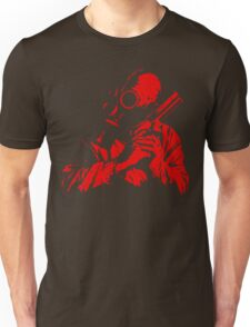 The Red Dawn Unisex T-Shirt