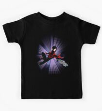Camiseta para niños Miles Morales Spider-Verse