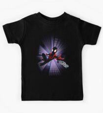 Miles Morales Spider-Verse Kids T-Shirt