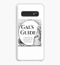 Gal's Guide Women's History Library and Research Center Case/Skin for Samsung Galaxy