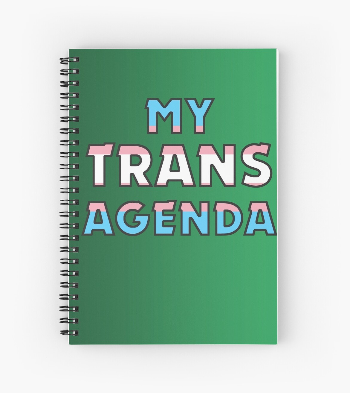 MY TRANS AGENDA by incurablehippie
