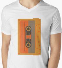 Casette Funk Alone - Big Orange T-Shirt