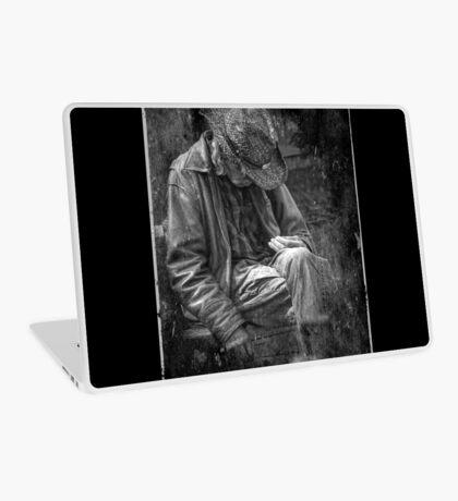 The Wandering Man Laptop Skin