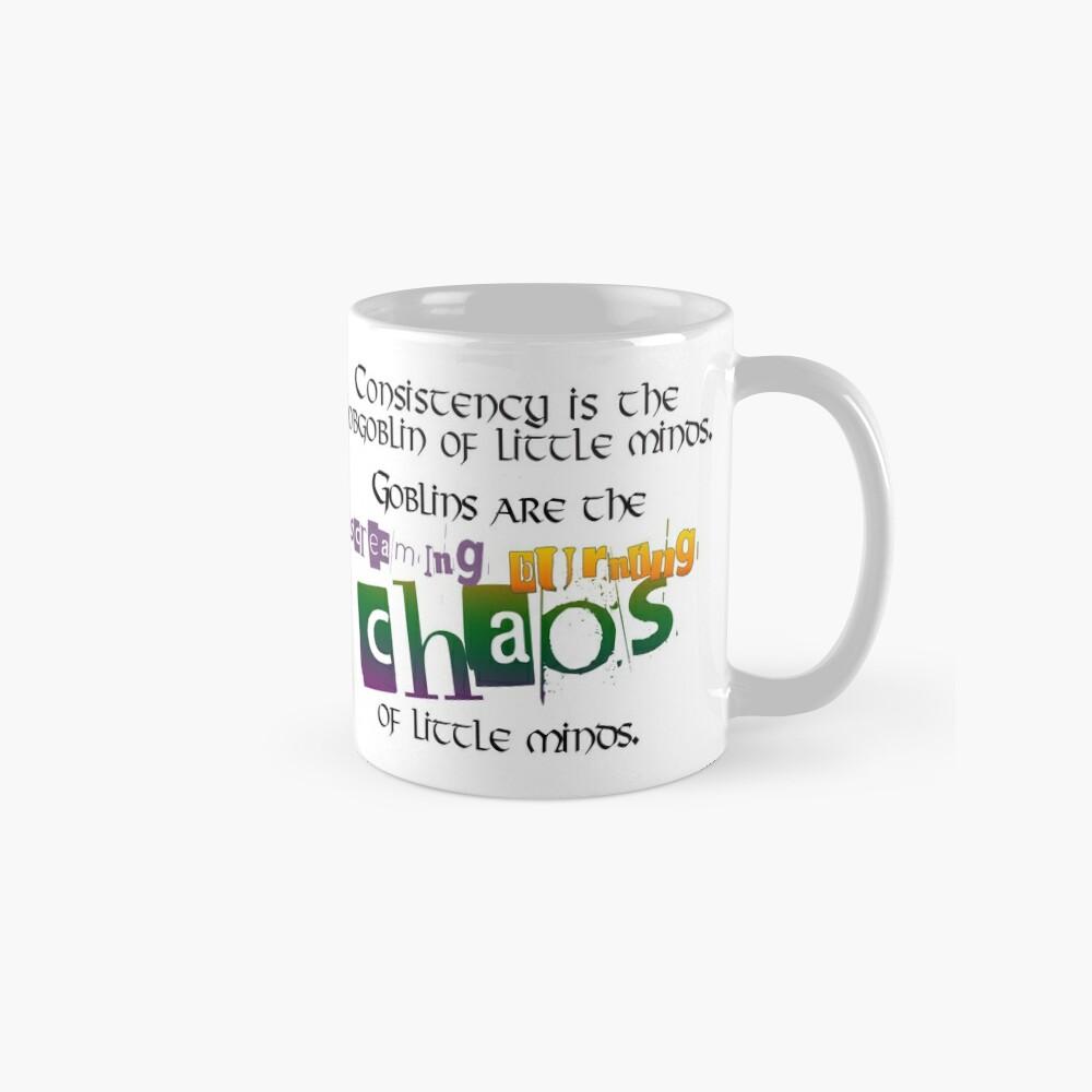 Consistency Goblin Classic Mug
