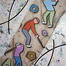 Golf (scena IX) by ANDREA BENETTI