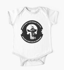 AMERICAN SNIPER CRAFT C.R.A.F.T. VIOLENCE SOLVE PROBLEMS One Piece - Short Sleeve