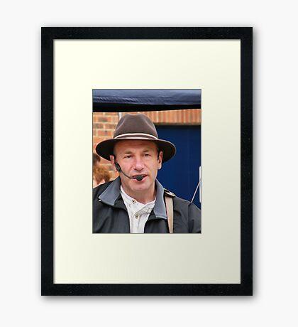 Country Singer 2 Framed Print