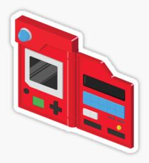 Kanto Pokédex Sticker