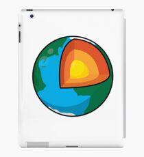 Center of the Earth iPad Case/Skin