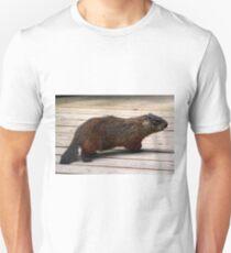 Momma Woodchuck Unisex T-Shirt