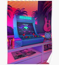 Póster Arcade Dreams
