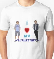 I <3 My Future Boy (Version 2) Unisex T-Shirt